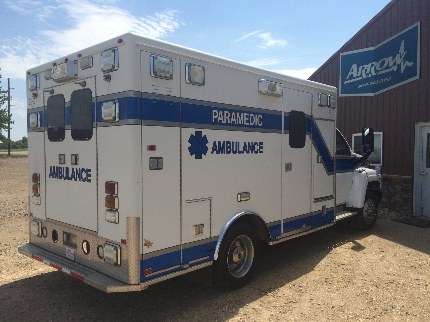 2006 Chevrolet C4500 Heavy Duty Ambulance For Sale – Picture 6