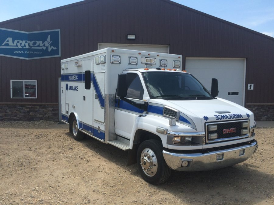 2006 Chevrolet C4500 Heavy Duty Ambulance For Sale