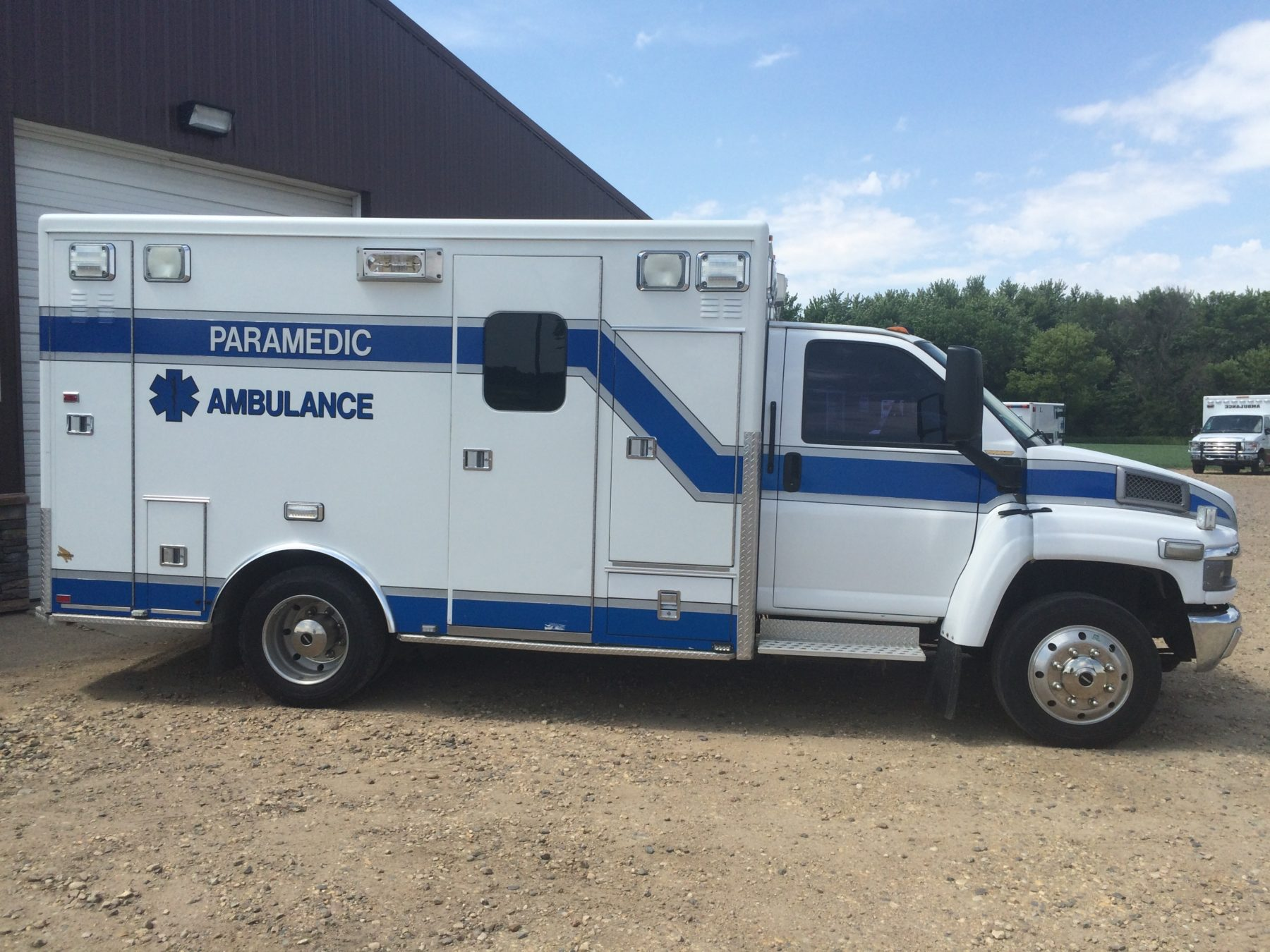 2006 Chevrolet C4500 Heavy Duty Ambulance For Sale – Picture 3