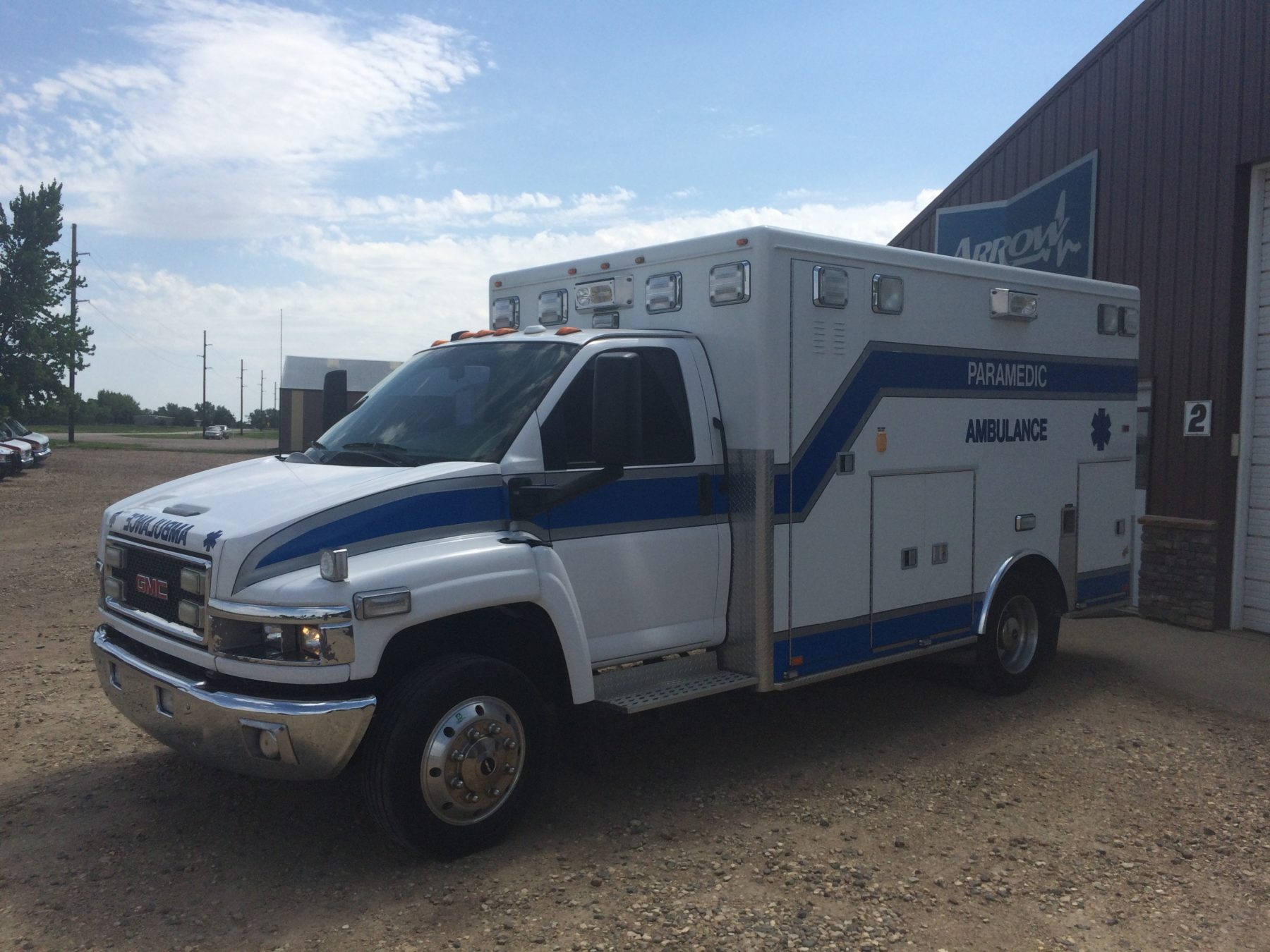 2006 Chevrolet C4500 Heavy Duty Ambulance For Sale – Picture 7