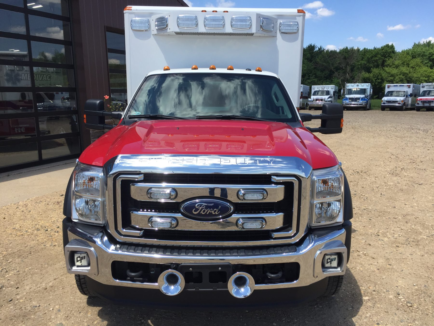 2015 Ford F450 4x4 Type 1 Ambulance For Sale – Picture 5
