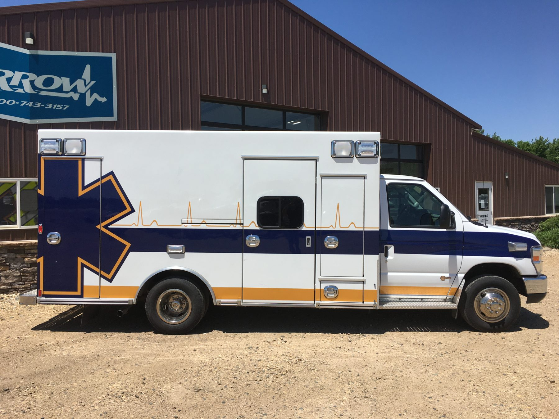 2014 Ford E450 Type 3 Ambulance For Sale – Picture 4