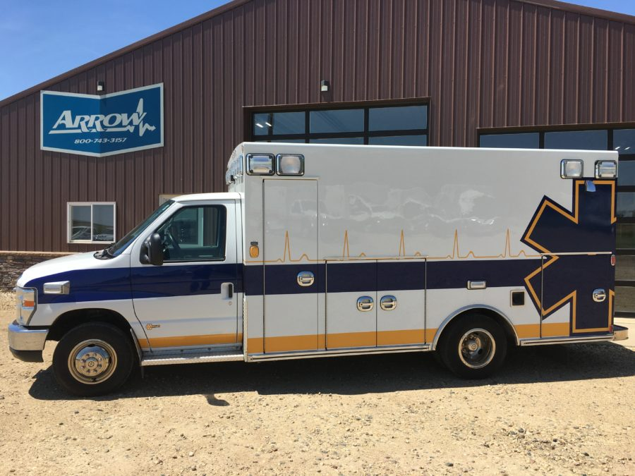 2014 Ford E450 Type 3 Ambulance For Sale – Picture 1