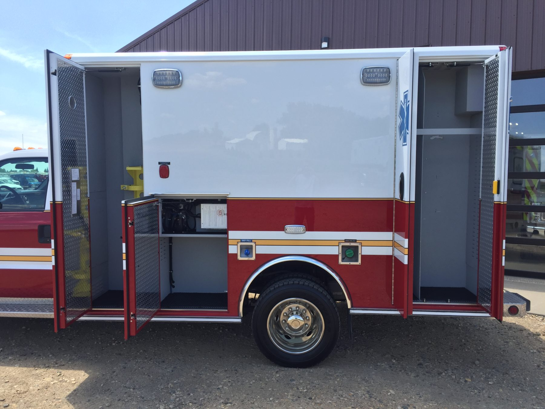 2015 Ford F450 4x4 Type 1 Ambulance For Sale – Picture 6