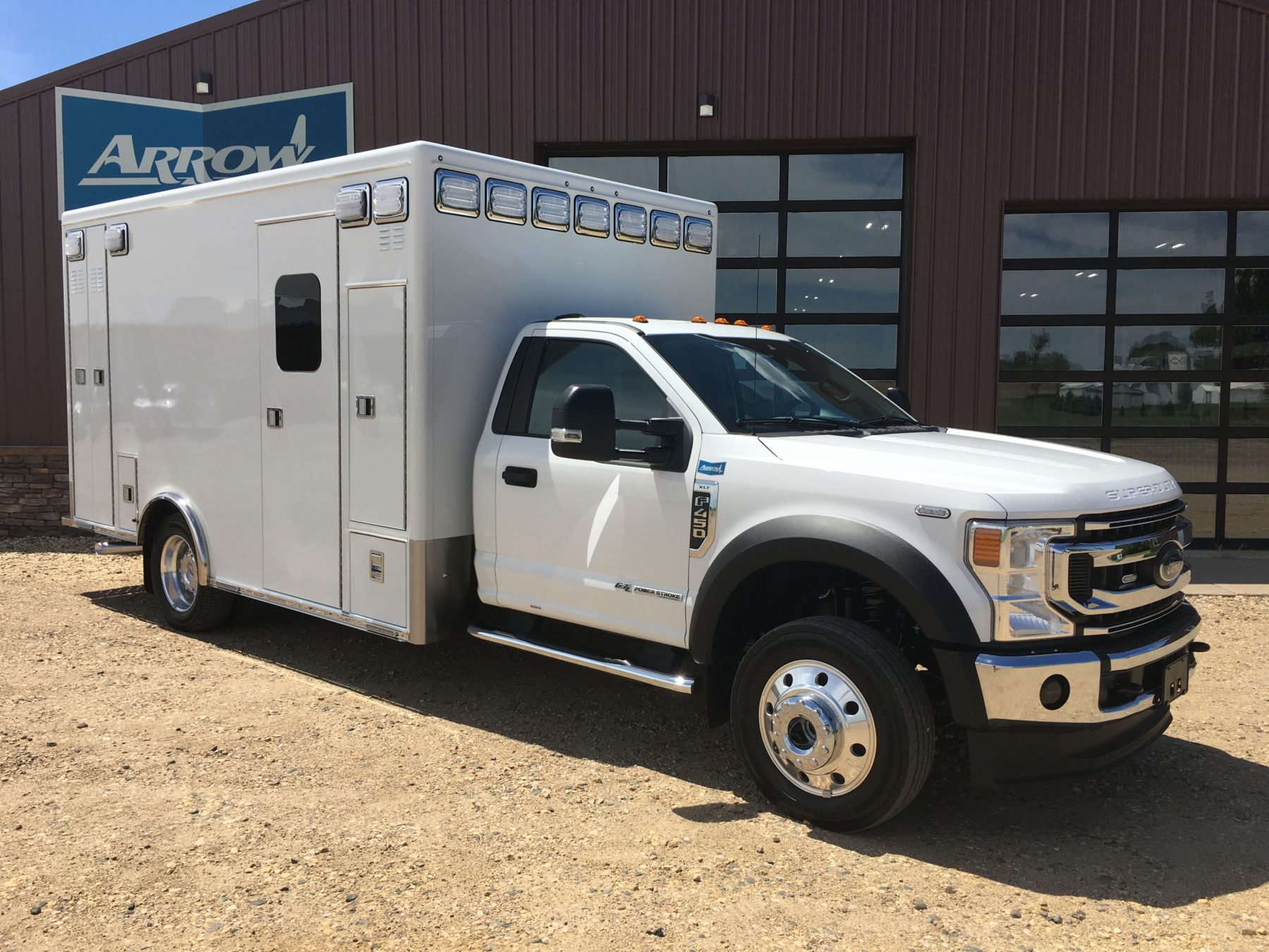 2021 Ford F450 4x4 Heavy Duty Ambulance For Sale – Picture 5