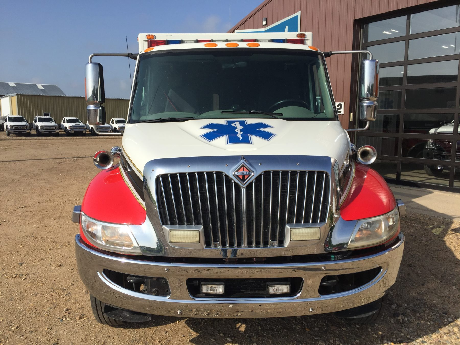 2009 International 4300 Heavy Duty Ambulance For Sale – Picture 7
