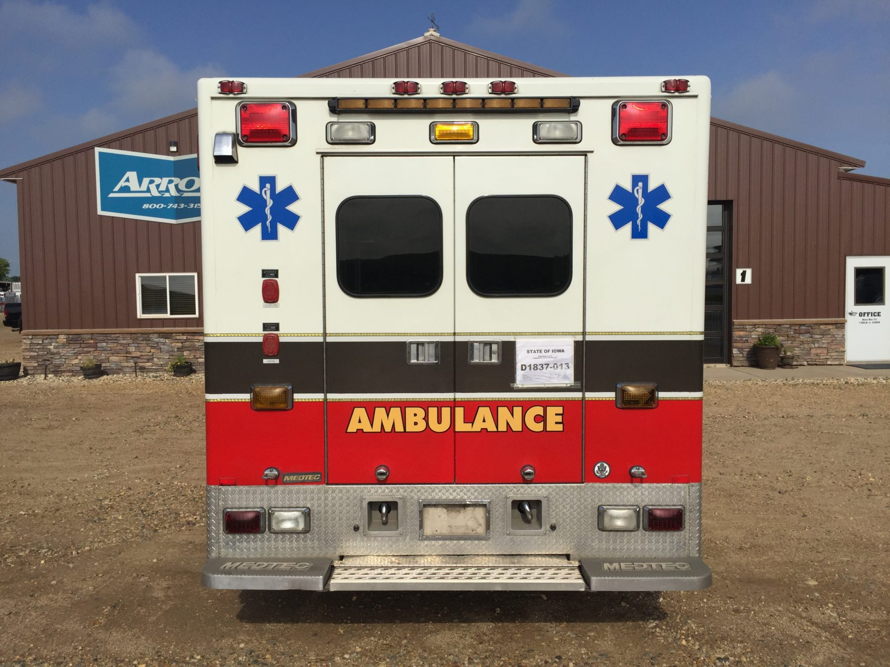 2009 International 4300 Heavy Duty Ambulance For Sale – Picture 8