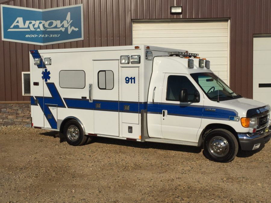 2006 Ford E450 Type 3 Ambulance For Sale