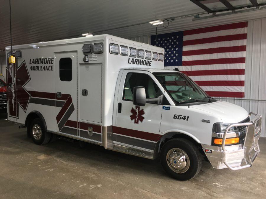 2020 Chevrolet G4500 Type 3 Ambulance