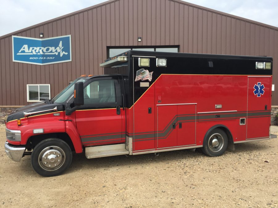 2006 Chevrolet C4500 4x4 Heavy Duty Ambulance For Sale