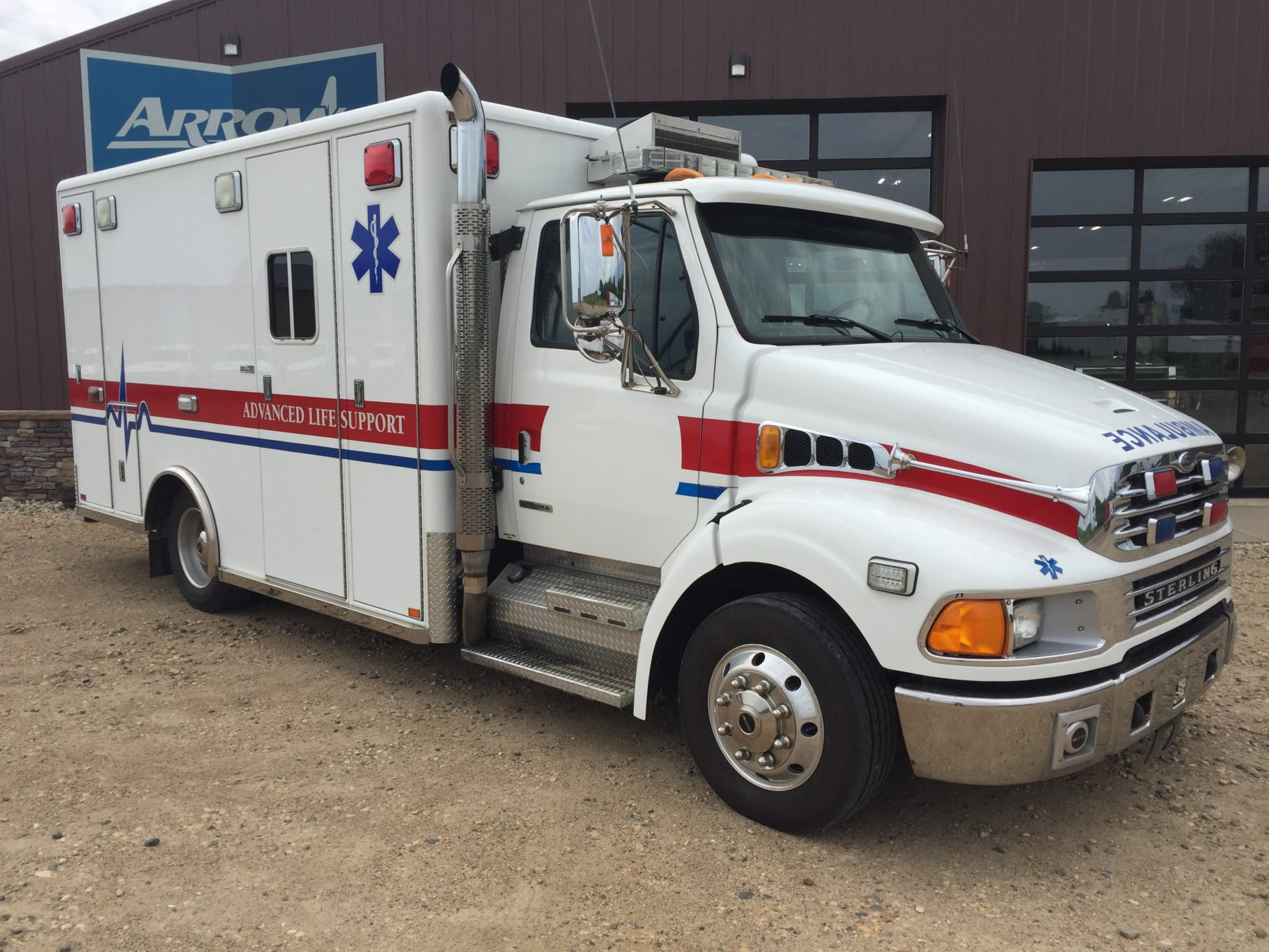 2007 Sterling Custom Heavy Duty Ambulance For Sale – Picture 3