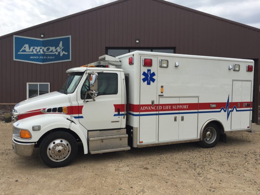 2007 Sterling Custom Heavy Duty Ambulance For Sale