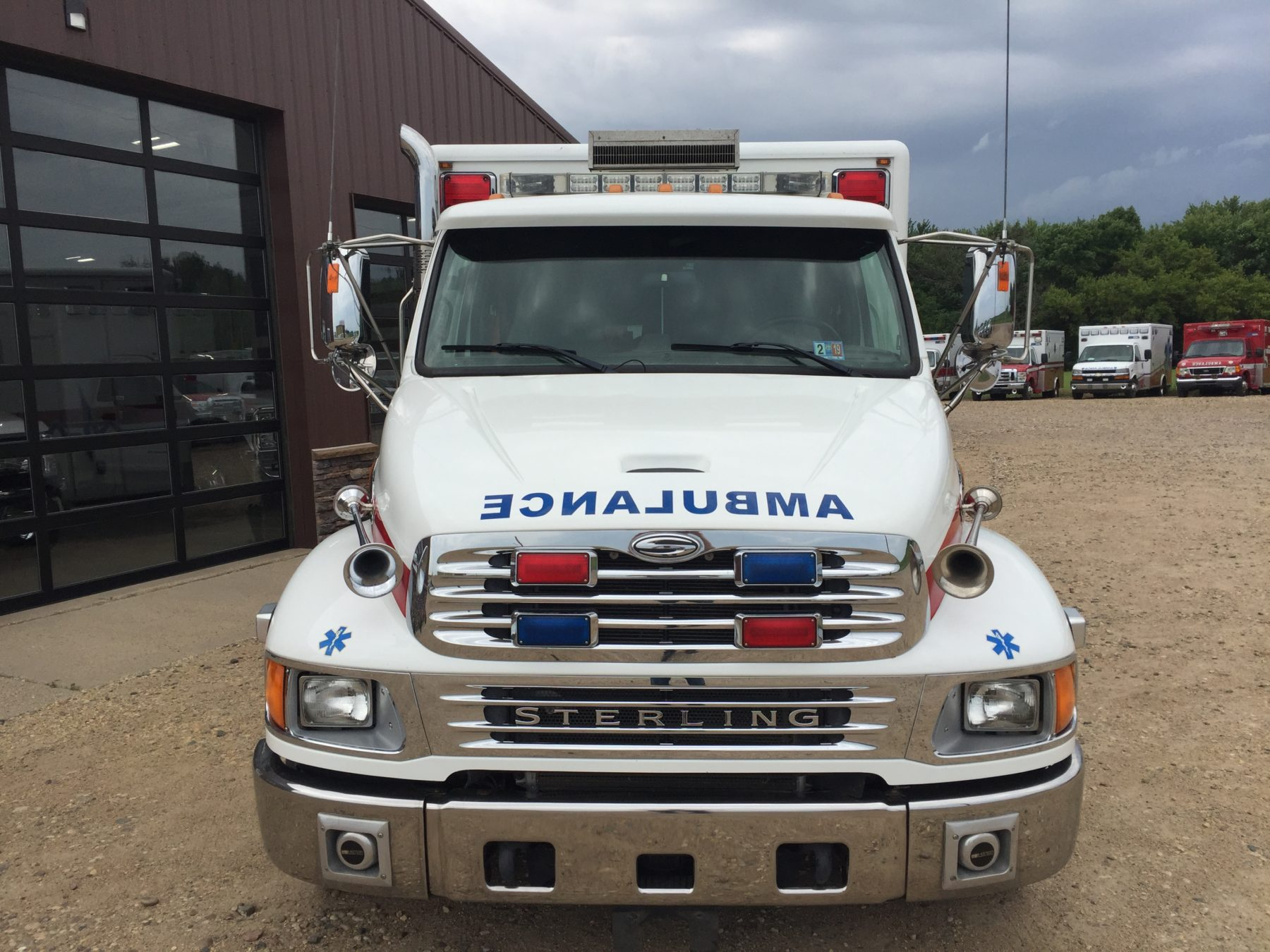 2007 Sterling Custom Heavy Duty Ambulance For Sale – Picture 7