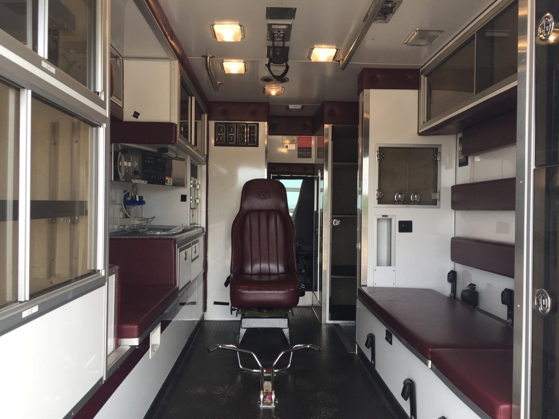 2007 Sterling Custom Heavy Duty Ambulance For Sale – Picture 2