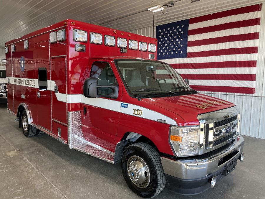 2021 Ford E450 Type 3 Ambulance