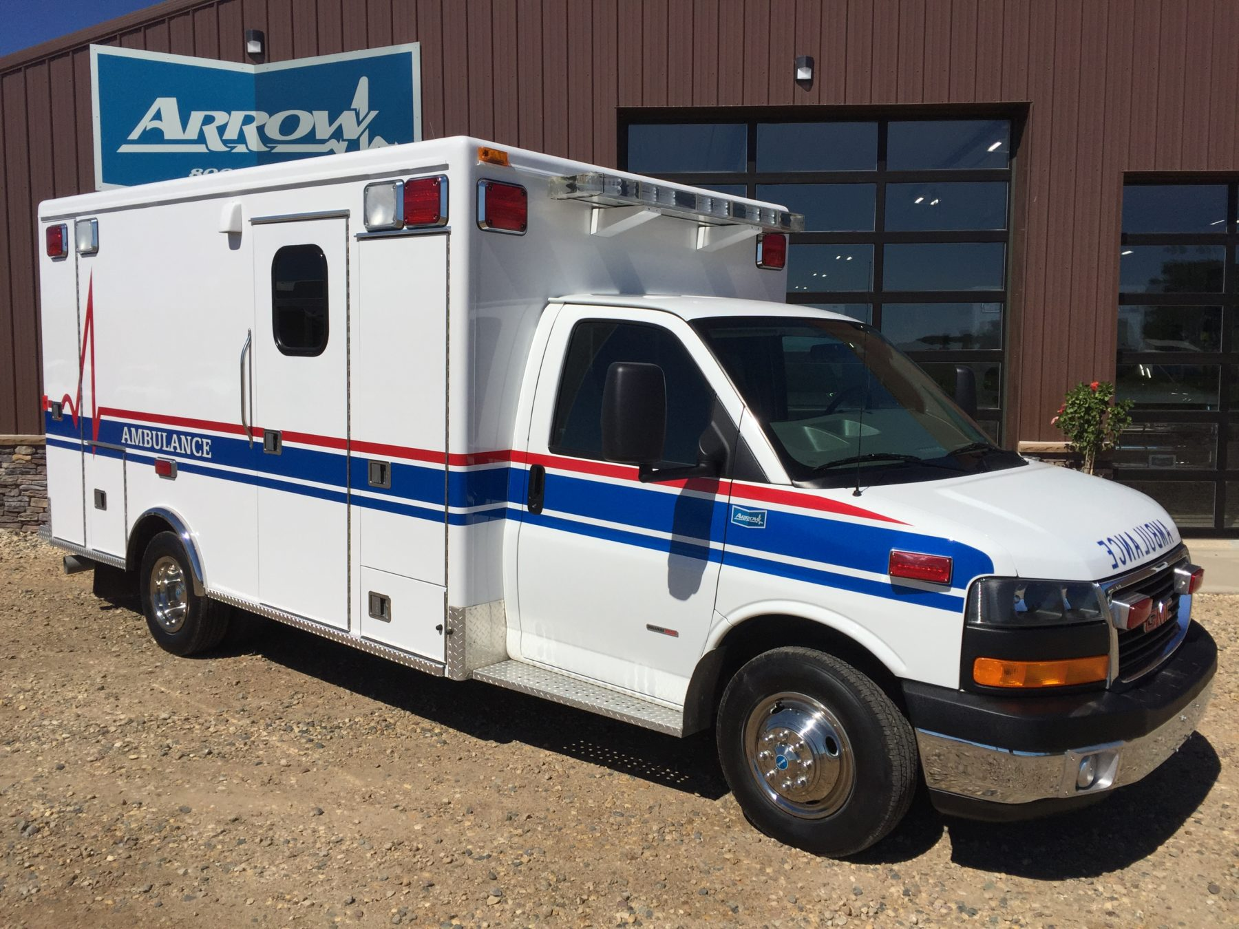 2007 Chevrolet G3500 Type 3 Ambulance For Sale – Picture 3