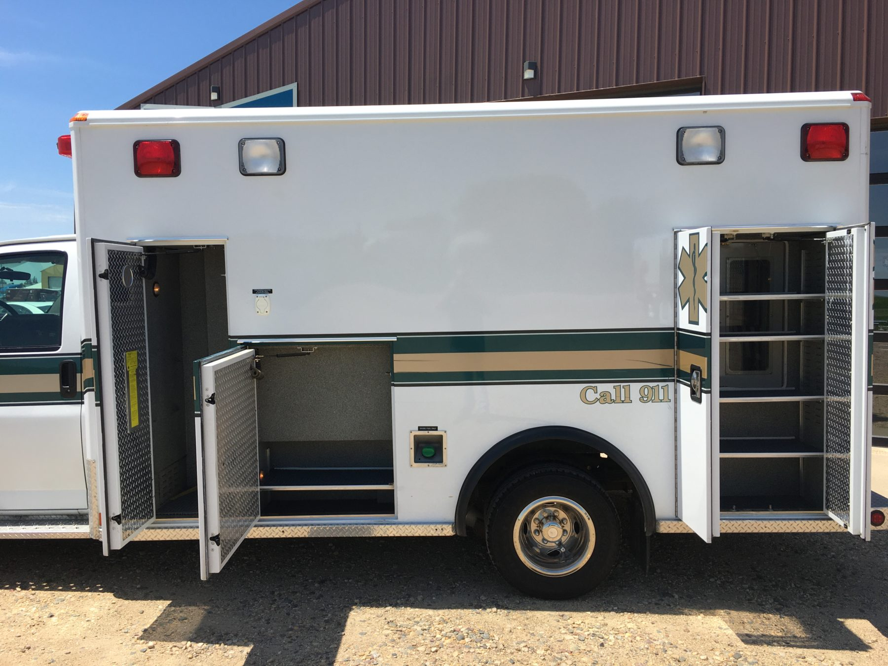 2007 Chevrolet G3500 Type 3 Ambulance For Sale – Picture 5