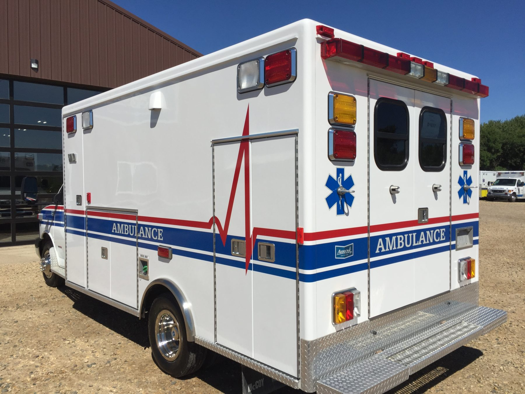 2007 Chevrolet G3500 Type 3 Ambulance For Sale – Picture 8