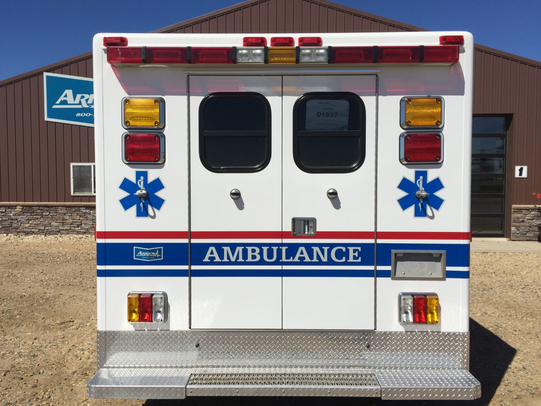 2007 Chevrolet G3500 Type 3 Ambulance For Sale – Picture 9