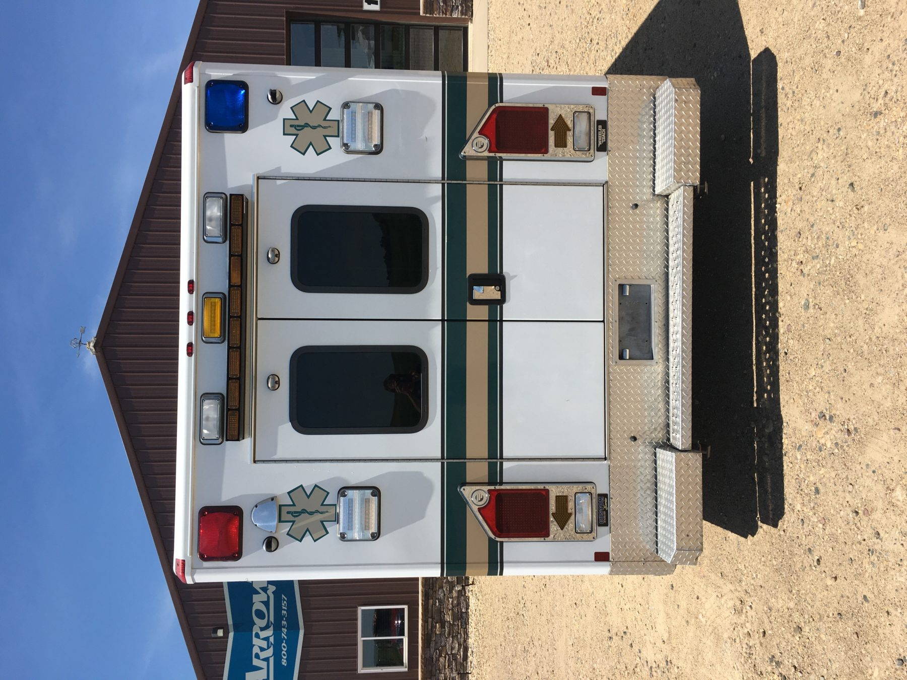 2007 Chevrolet G3500 Type 3 Ambulance For Sale – Picture 7