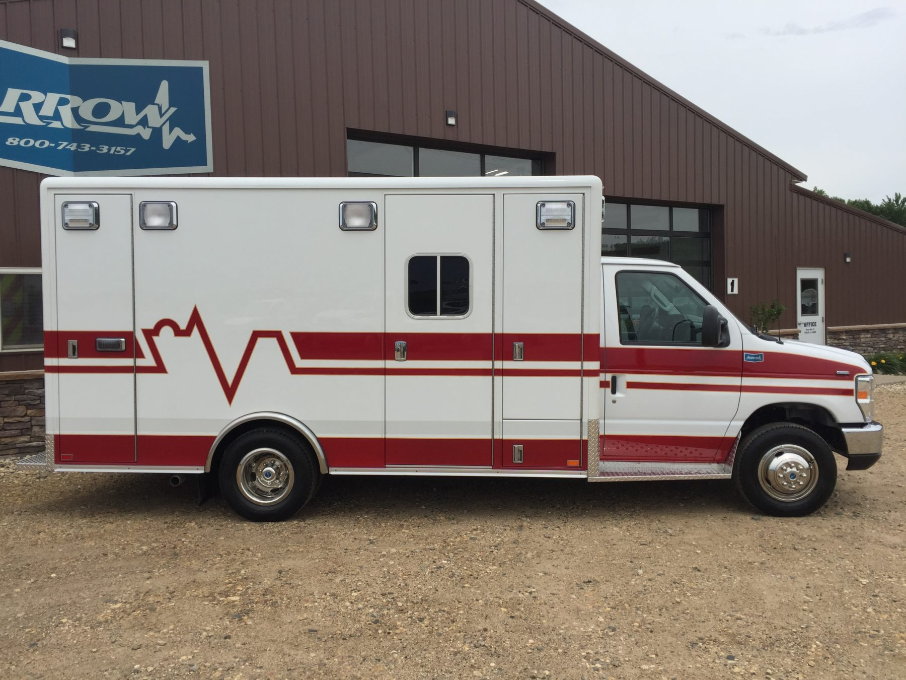 2018 Ford E450 Type 3 Ambulance For Sale – Picture 4