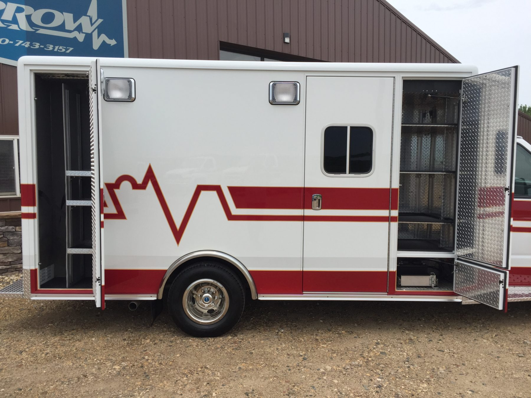 2018 Ford E450 Type 3 Ambulance For Sale – Picture 5