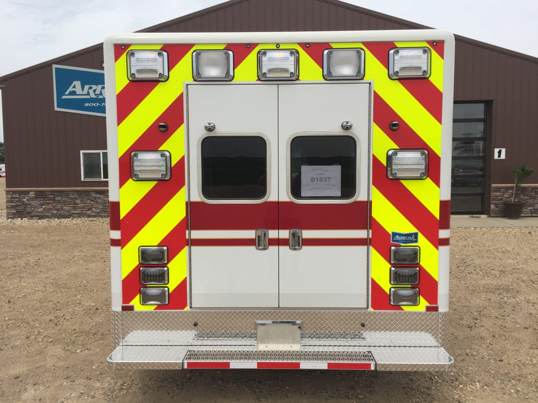 2018 Ford E450 Type 3 Ambulance For Sale – Picture 8