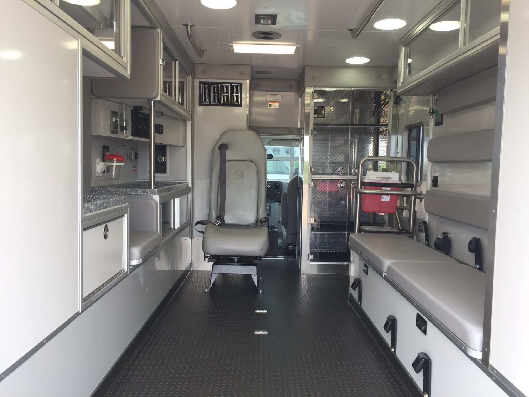 2018 Ford E450 Type 3 Ambulance For Sale – Picture 2