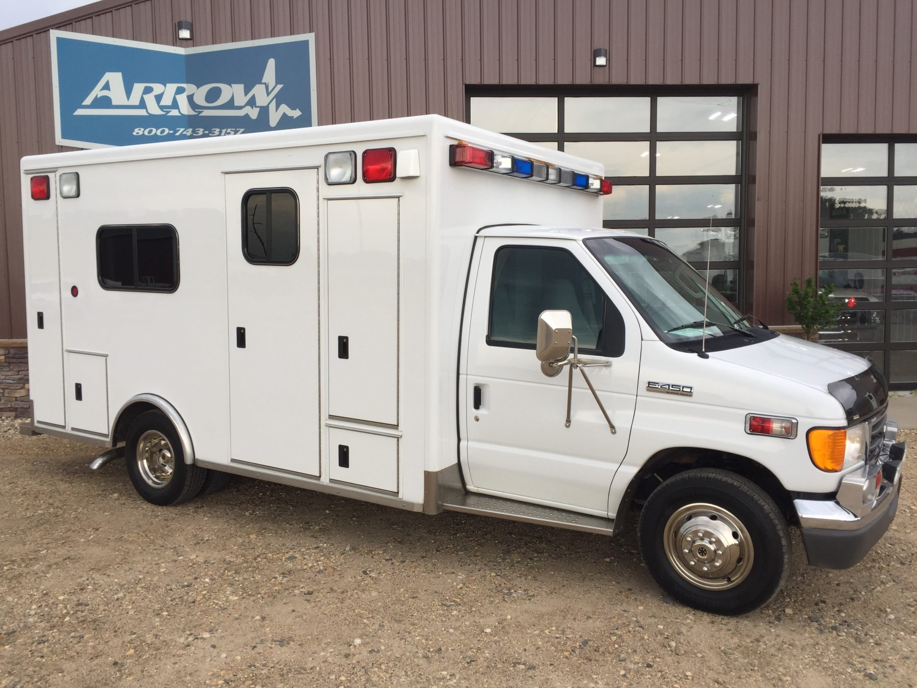 2006 Ford E450 Type 3 Ambulance For Sale – Picture 3