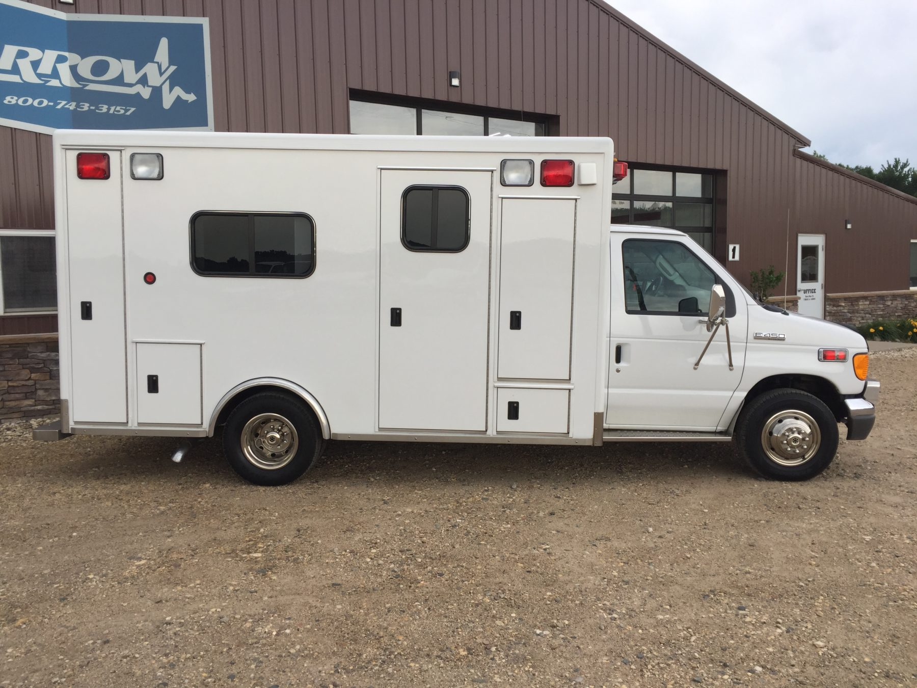 2006 Ford E450 Type 3 Ambulance For Sale – Picture 4