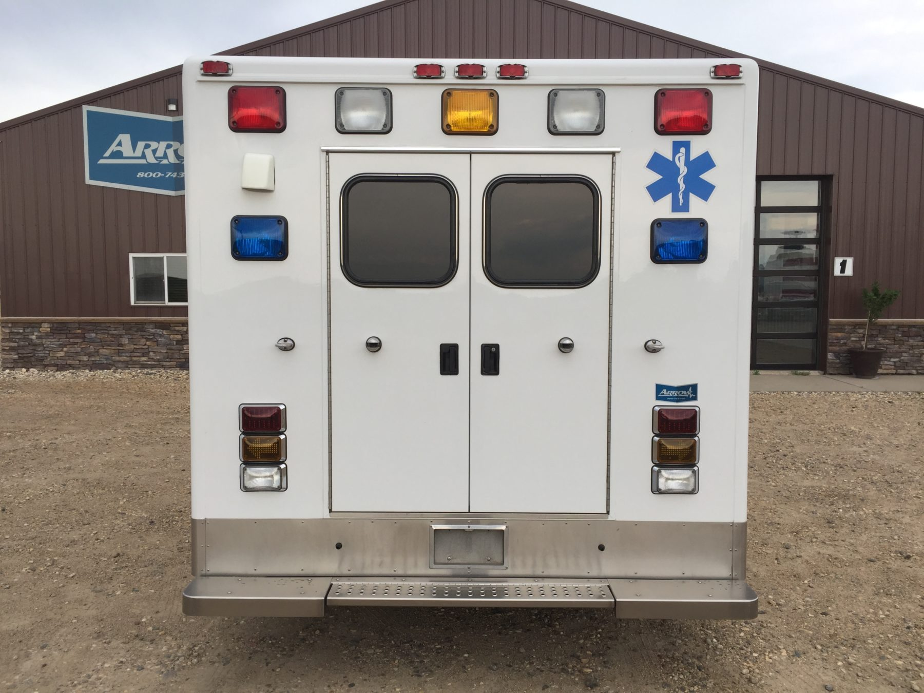 2006 Ford E450 Type 3 Ambulance For Sale – Picture 8