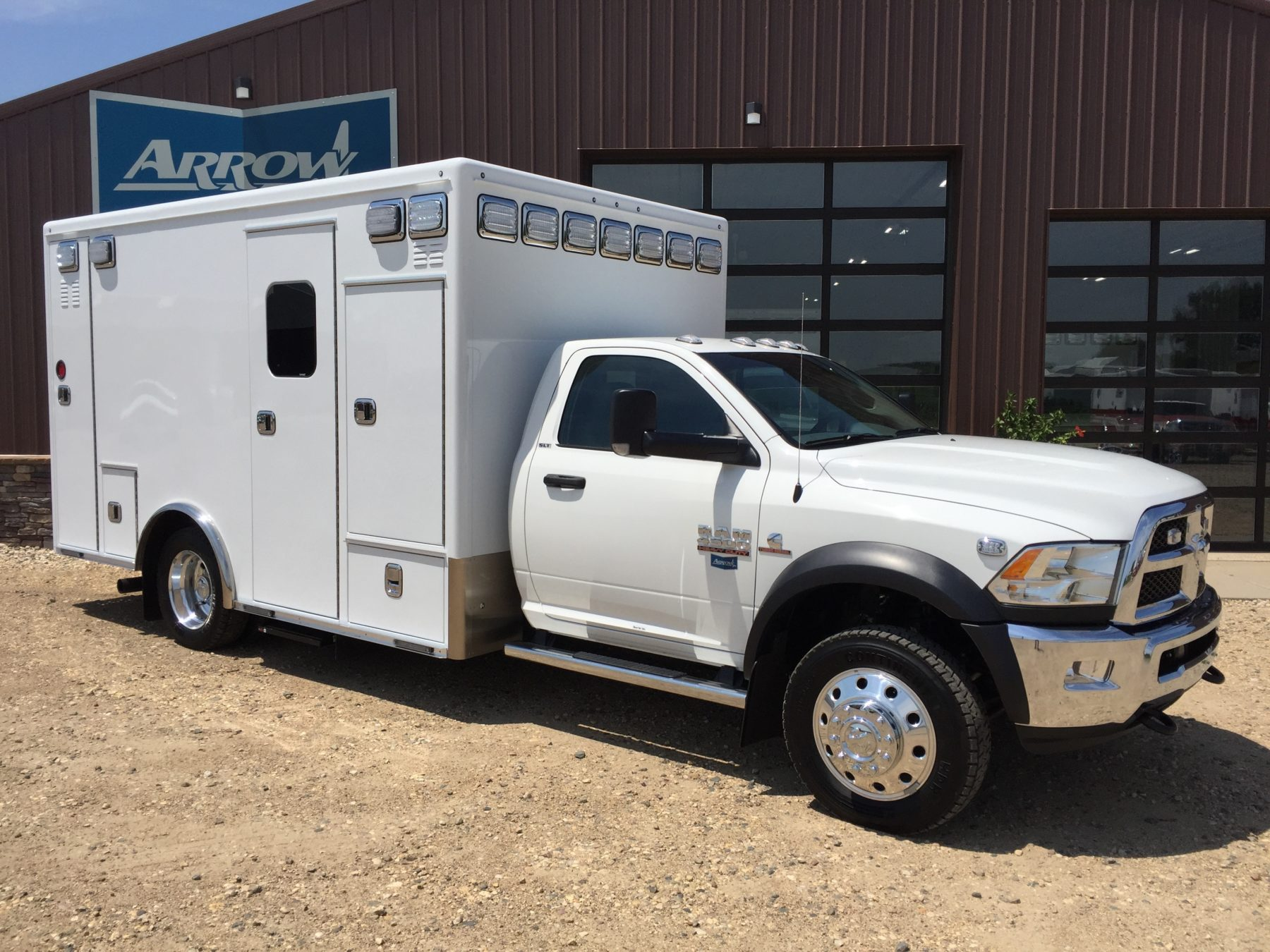 2017 Ram 4500 4x4 Heavy Duty Ambulance For Sale – Picture 3