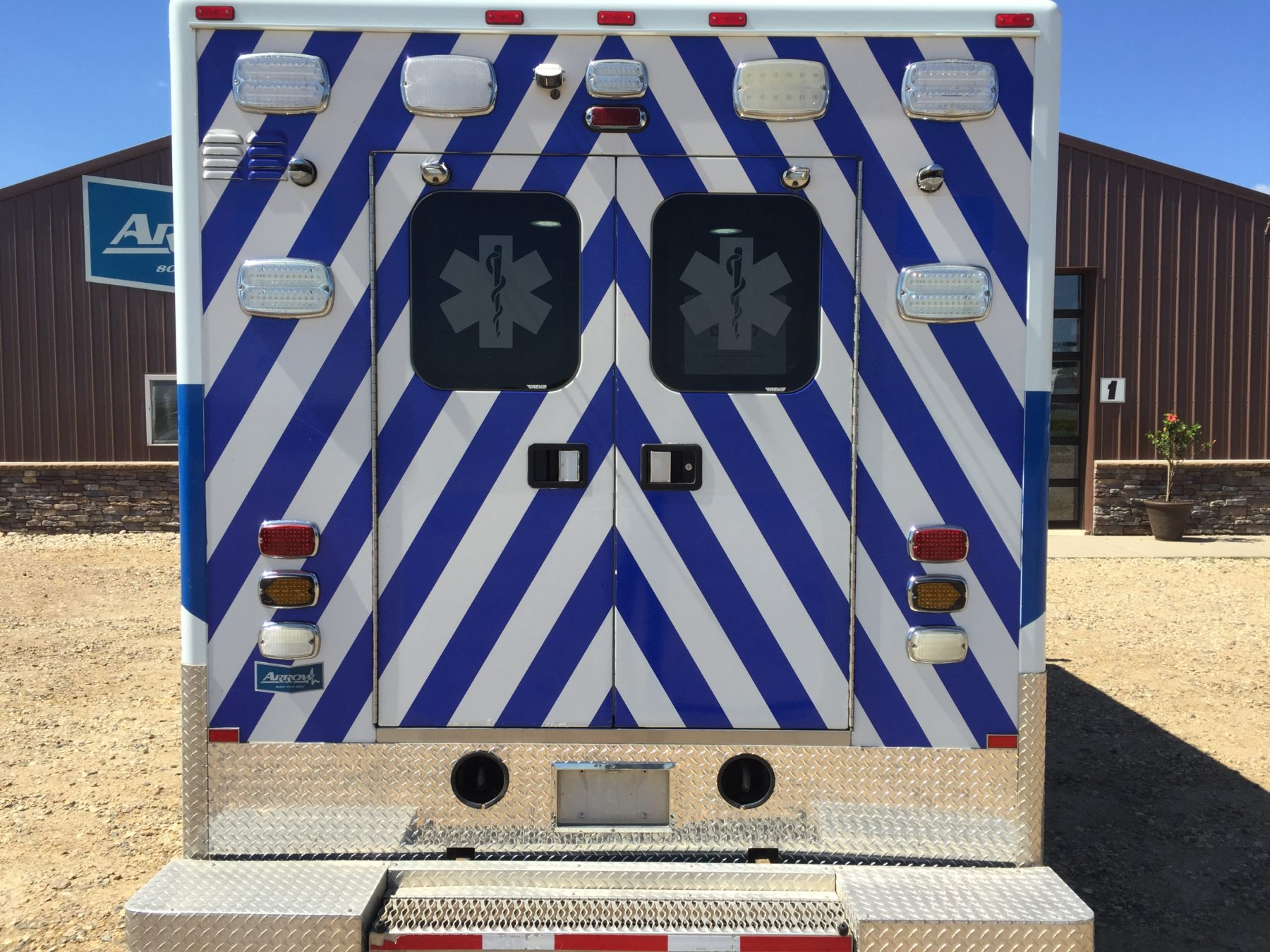 2011 International 4300 Heavy Duty Ambulance For Sale – Picture 9