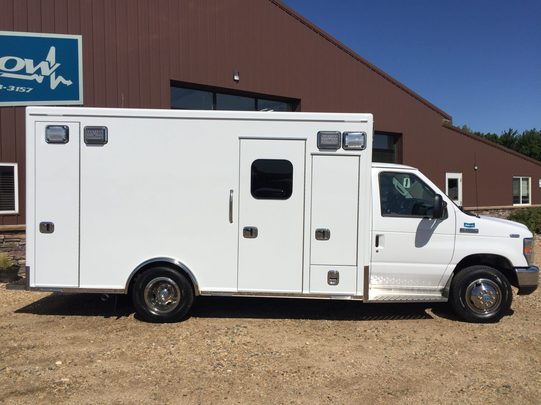 2019 Ford E450 Type 3 Ambulance For Sale – Picture 4