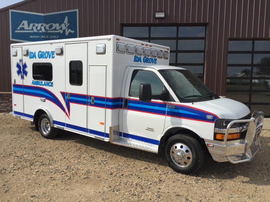 2006 Ford E450 Type 3 Ambulance