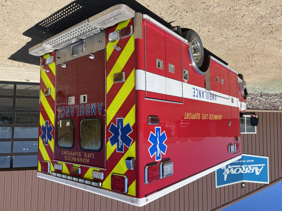 2011 Chevrolet G4500 Type 3 Ambulance For Sale – Picture 3