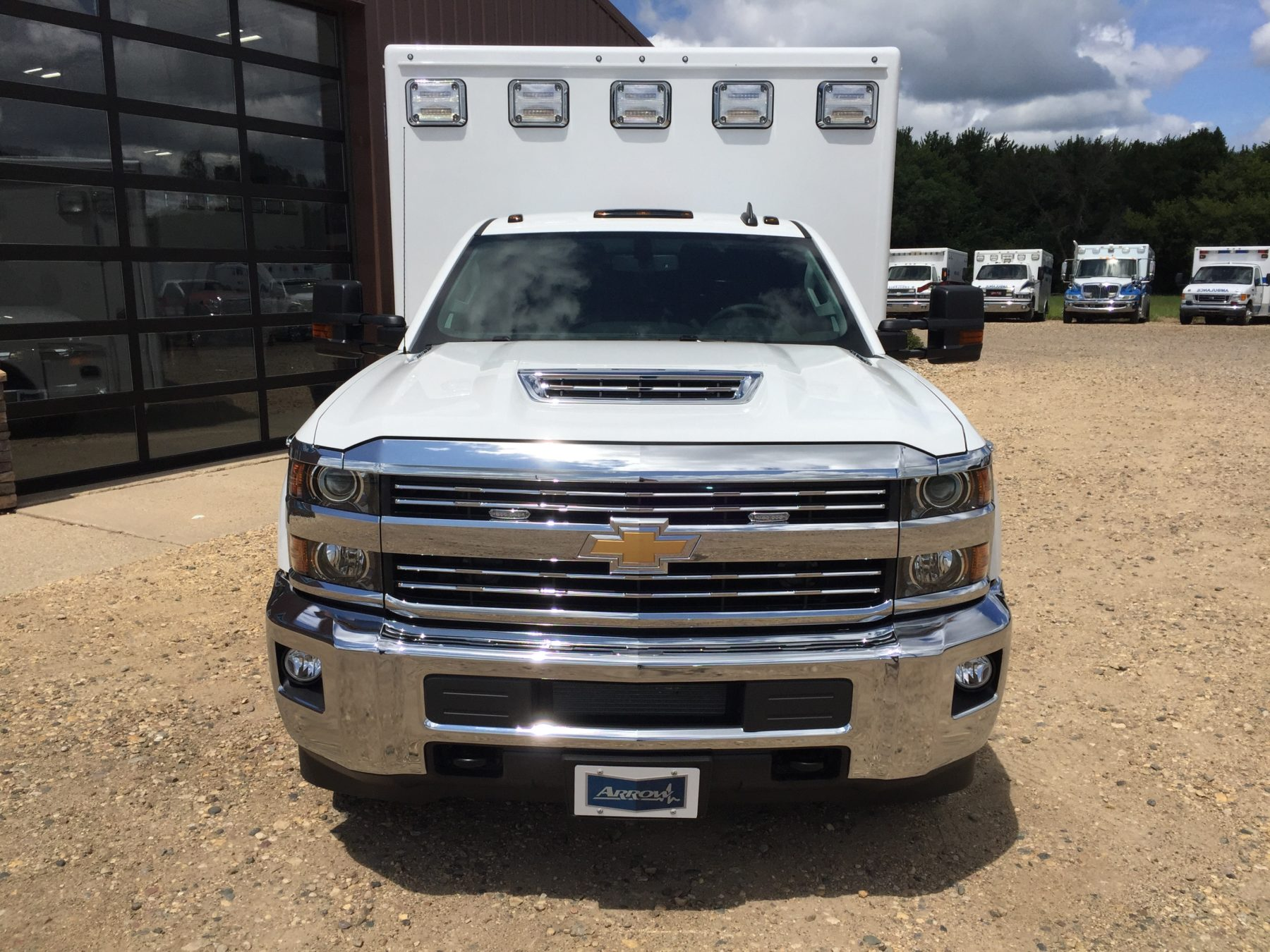2018 Chevrolet K3500 4x4 Type 1 Ambulance For Sale – Picture 7