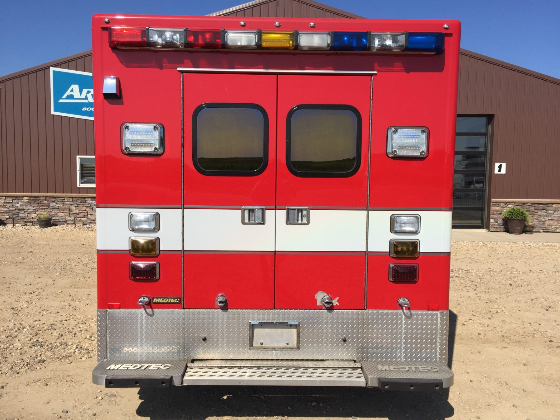 2009 Chevrolet C4500 Heavy Duty Ambulance For Sale – Picture 8