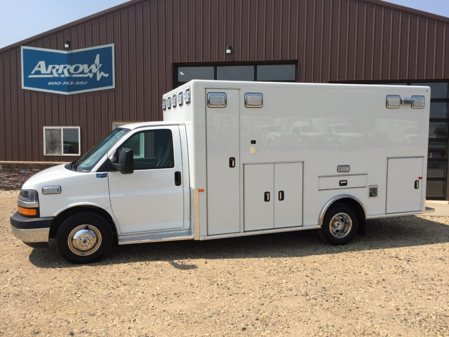2009 Chevrolet G4500 Type 3 Ambulance delivered to Duffy-Baier-Snedecor Ambulance Service, LLC. in Pontiac, IL