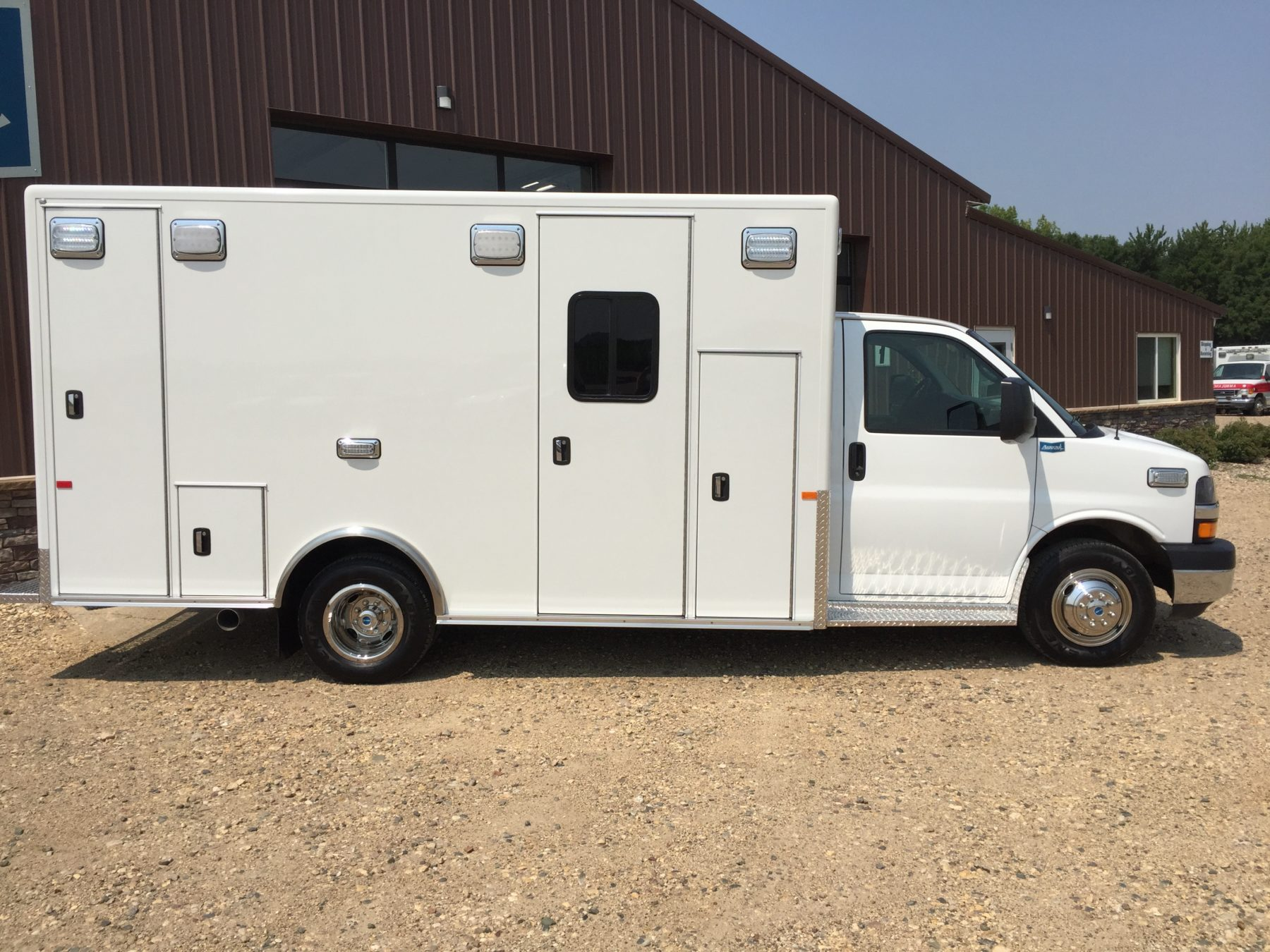2009 Chevrolet G4500 Type 3 Ambulance For Sale – Picture 4