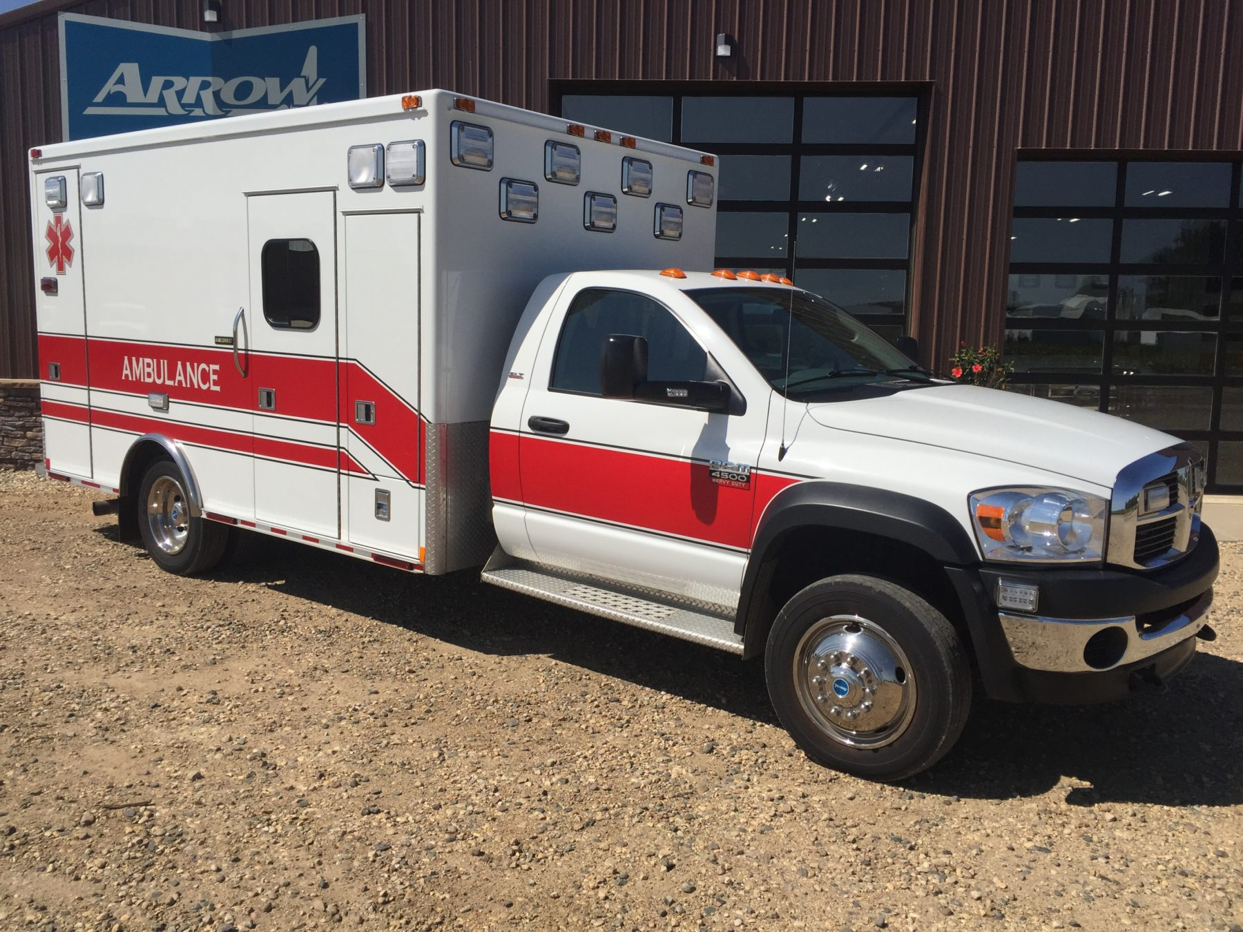 2009 Dodge 4500 Heavy Duty Ambulance For Sale – Picture 3