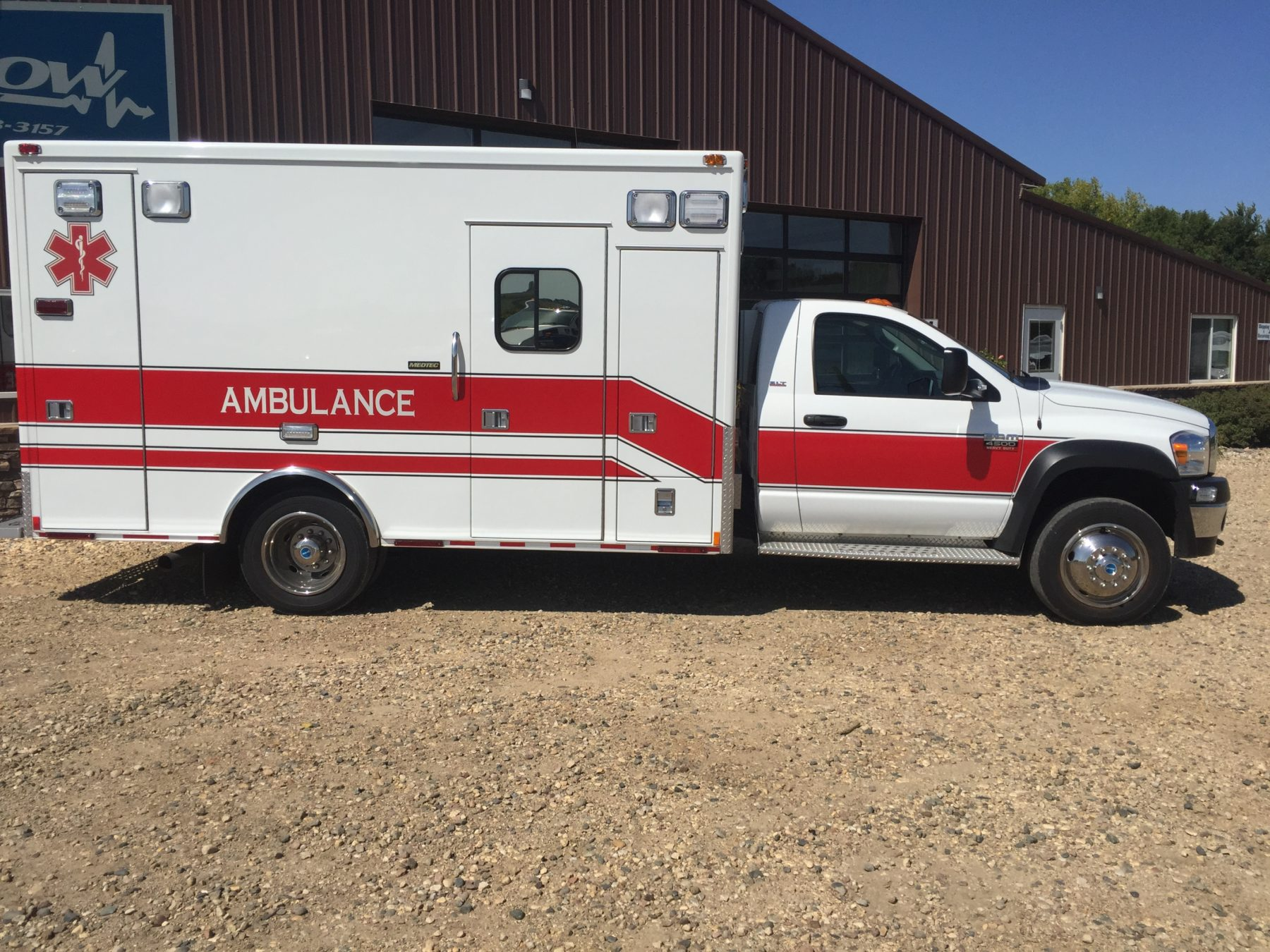 2009 Dodge 4500 Heavy Duty Ambulance For Sale – Picture 4