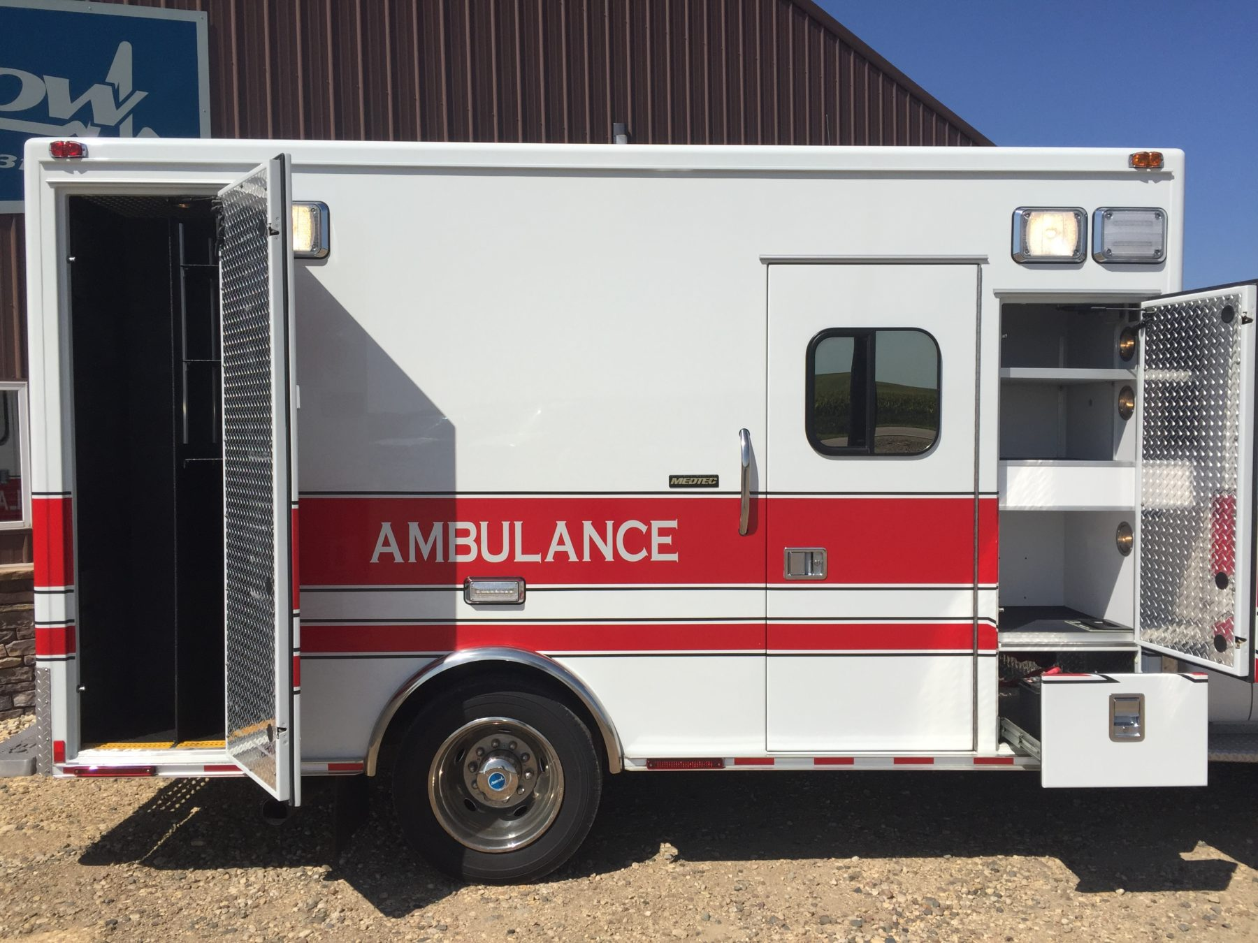2009 Dodge 4500 Heavy Duty Ambulance For Sale – Picture 5