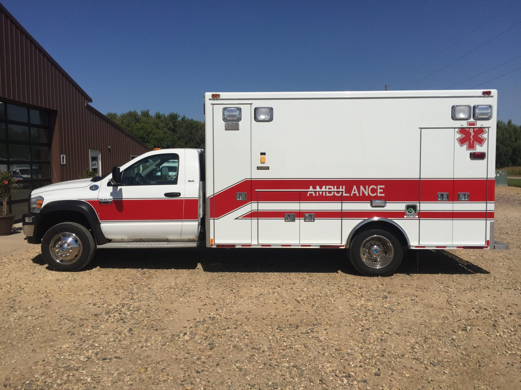 2009 Dodge 4500 Heavy Duty Ambulance For Sale – Picture 6