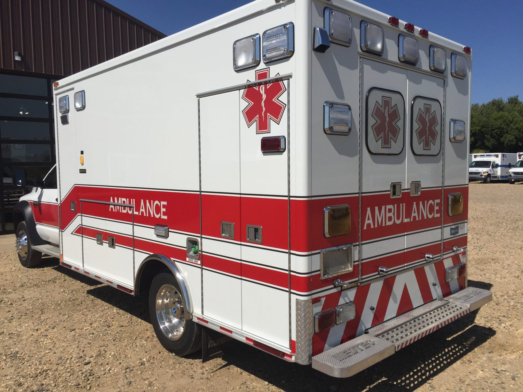 2009 Dodge 4500 Heavy Duty Ambulance For Sale – Picture 7