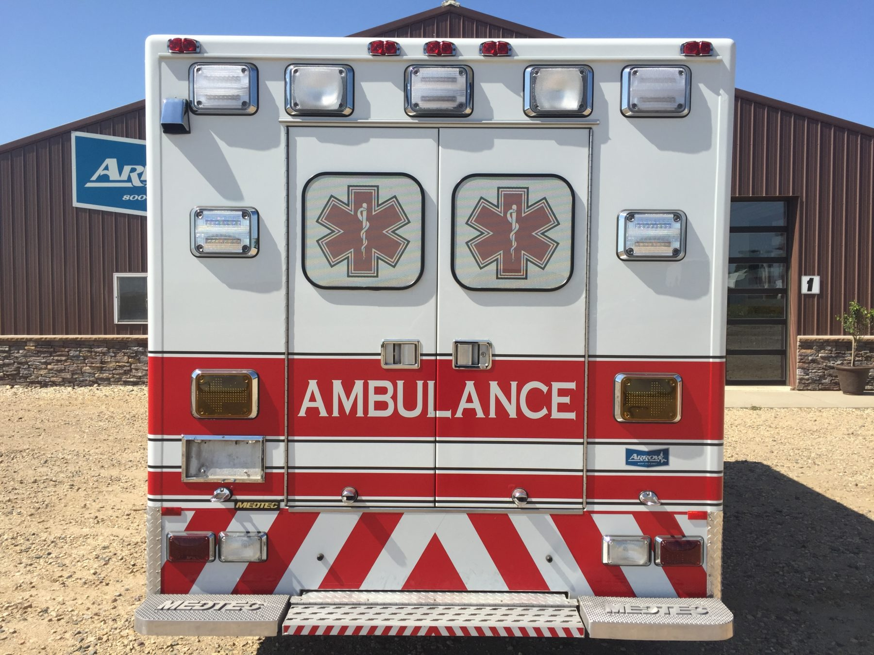 2009 Dodge 4500 Heavy Duty Ambulance For Sale – Picture 8