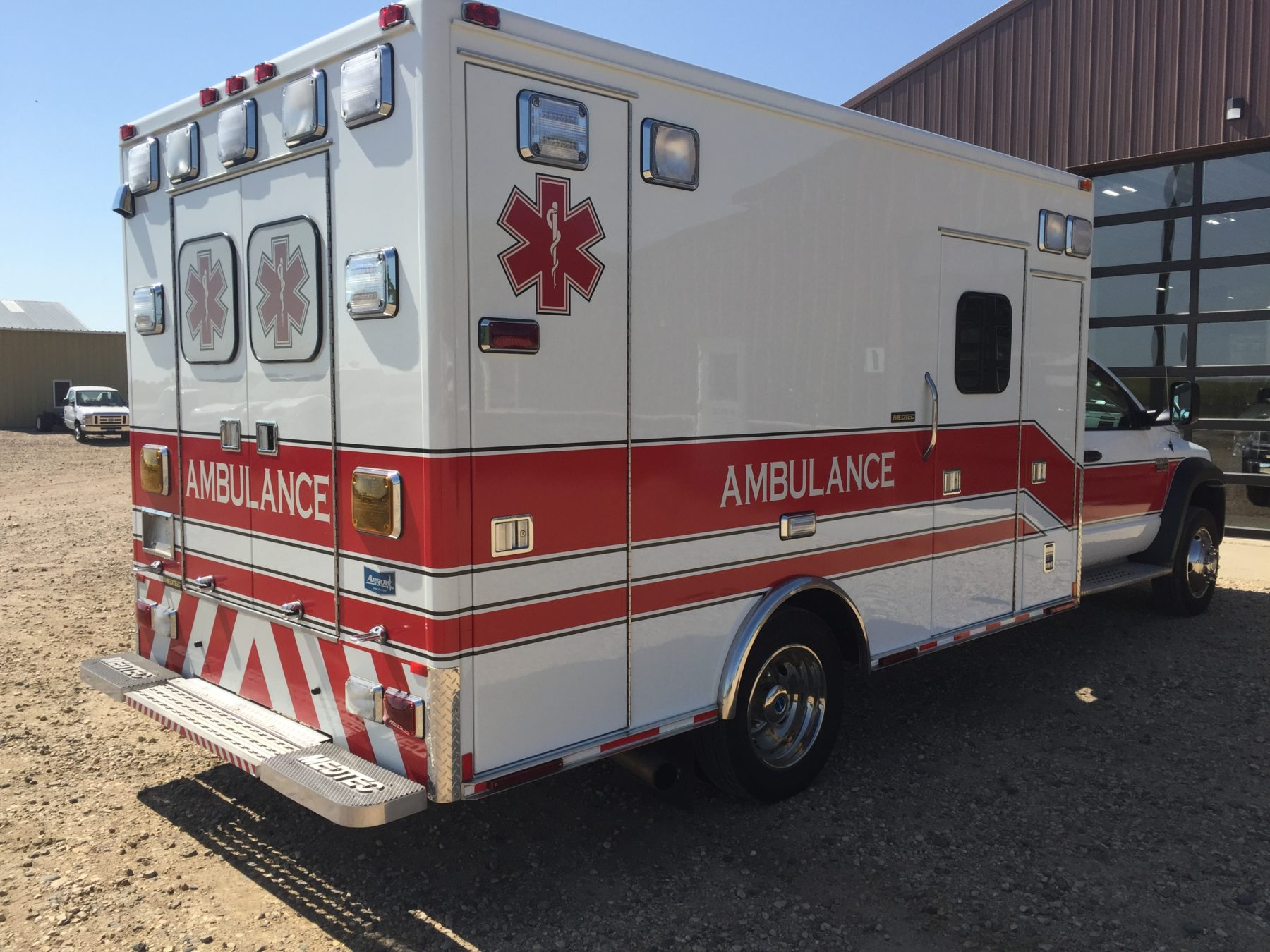 2009 Dodge 4500 Heavy Duty Ambulance For Sale – Picture 9