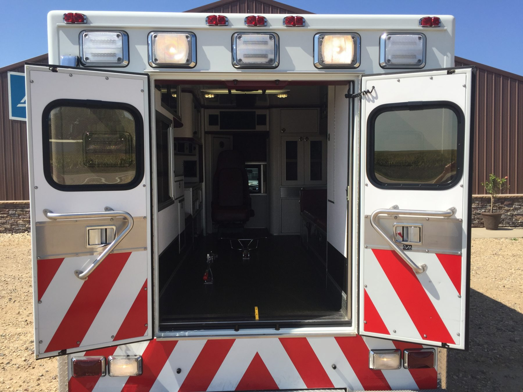 2009 Dodge 4500 Heavy Duty Ambulance For Sale – Picture 10