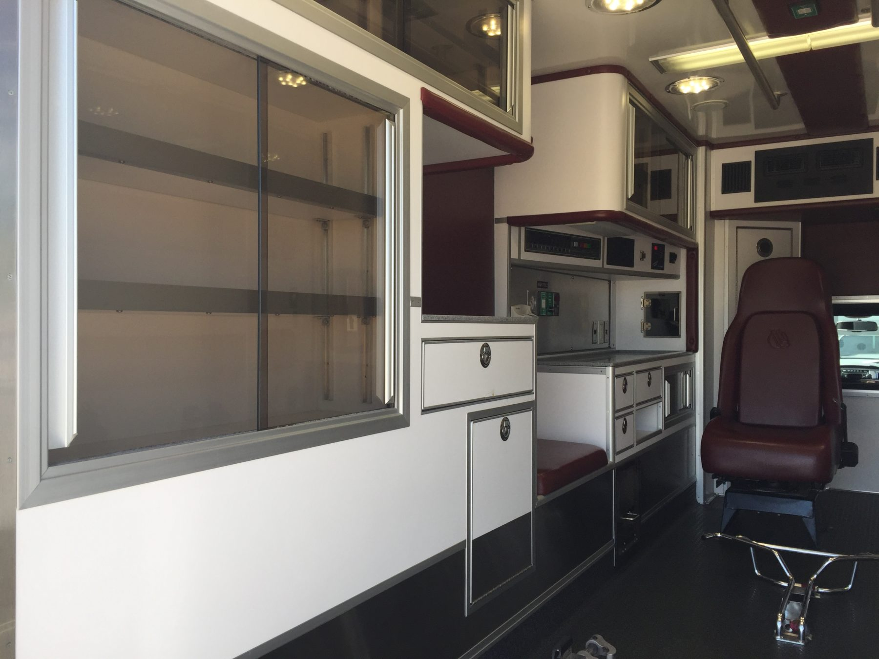 2009 Dodge 4500 Heavy Duty Ambulance For Sale – Picture 11