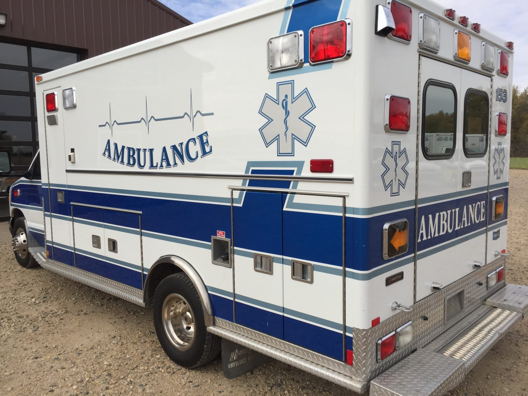 1998 Ford E450 Type 3 Ambulance For Sale – Picture 5